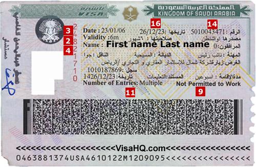 Saudi arabia visa information saudi arabian visa guide visahq saudi arabia visa altavistaventures Images